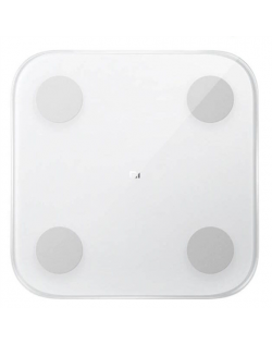 Xiaomi Smart Scale 2 Body Composition NUN4048GL Maximum weight (capacity) 150 kg, Accuracy 100 g, Body Mass Index (BMI) measurin