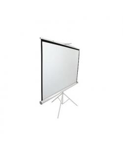 """Elite Screens Tripod Series T99NWS1 Diagonal 99 """", 1:1, Viewable screen width (W) 178 cm, White"""
