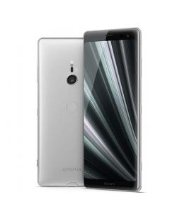 "Sony Xperia XZ3 Silver, 6.0 "", P-OLED, 1440 x 2880, Qualcomm Snapdragon, 845, Internal RAM 4 GB, 64 GB, microSD, Dual SIM, Nano-SIM, 3G, 4G, Main camera 19 MP, Secondary camera 13 MP, Android, 9.0, 3330 mAh"