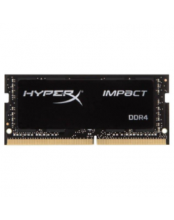 Kingston HyperX Impact 16 GB, DDR4, 2933 MHz, Notebook, Registered No, ECC No