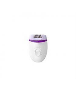 Philips Satinelle Advances Epilator BRE225/00 Corded, Number of speeds 2, White/Purple