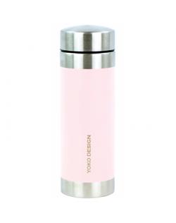 Yoko Design Tea pot Isothermal, Rose, Capacity 0.35 L, Bisphenol A (BPA) free