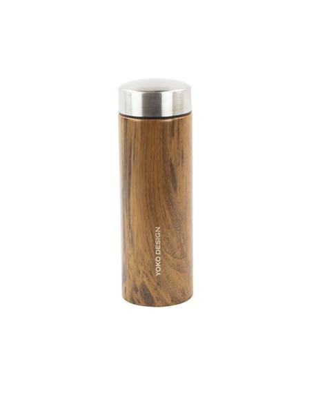 Yoko Design Tea pot Isothermal, Wood, Capacity 0.35 L, Bisphenol A (BPA) free