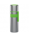 Boddels HEET Vacuum flask with cup Apple green, Capacity 0.5 L, Diameter 7.2 cm, Bisphenol A (BPA) free
