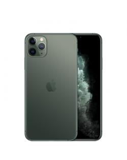 """Apple iPhone 11 Pro Midnight Green, 5.8 """", XDR OLED, 1125 x 2436 pixels, Hexa-core, Internal RAM 4 GB, 64 GB, Single SIM, Nano-S"""