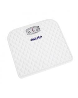 Mesko Scale MS 8160 Mechanical, Maximum weight (capacity) 130 kg, Accuracy 1000 g, White