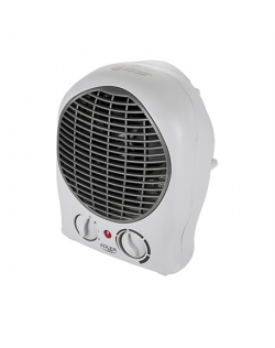 Adler Heater AD 7716 Fan heater, 2000 W, Number of power levels 2, White