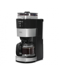 Caso Coffee machine with grinder Grande Aroma 100 Drip, 1000 W, Black
