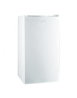 Goddess Refrigerator GODRSD083GW8A A+, Free standing, Larder, Height 83.1 cm, Fridge net capacity 81 L, Freezer net capacity 10