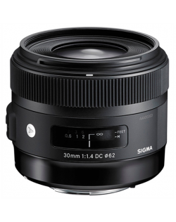 Sigma EX 30mm F1.4 DC HSM Canon ART
