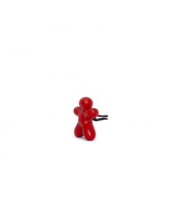 Mr&Mrs GIORGINO Car air freshener JGIORG06SUV01 Scent for Car, Peppermint, Red
