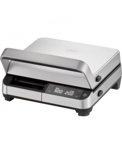 Caso Grill DG 2000 Contact, 2000 W, Stainless steel