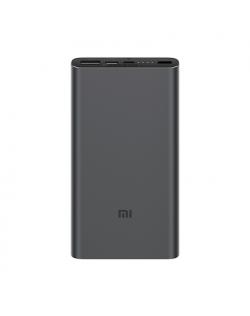 Xiaomi Mi 18W Fast Charge Power Bank 10000 mAh, Black