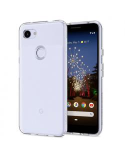 "google Pixel 3a Clear White, 5.6 "", OLED, 1080 x 2220 pixels, Qualcomm SDM670 Snapdragon 670, Internal RAM 4 GB, 64 GB, MicroSD, Single SIM, Nano-SIM, 3G, 4G, Main camera 12.2 MP, Secondary camera 8 MP, Android, 9.0, 3000 mAh"