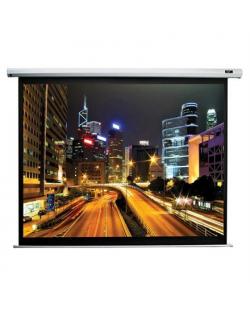 "Elite Screens Spectrum Series Electric120V Diagonal 120 "", 4:3, Viewable screen width (W) 244 cm, White"