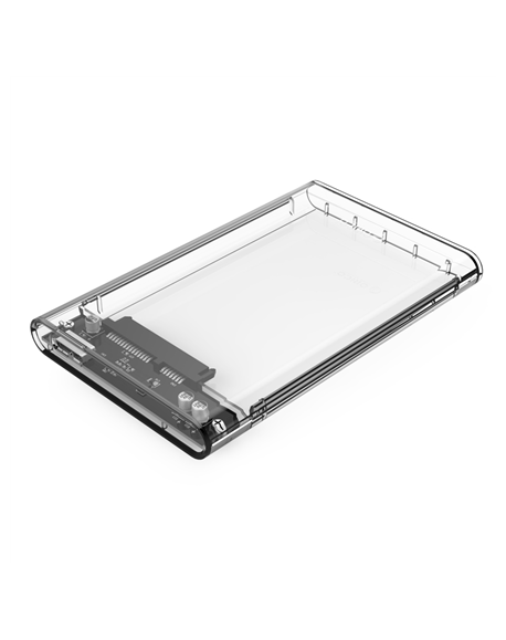 Orico Transparent USB3.0 Hard Drive Enclosure 2139U3 2.5 inch