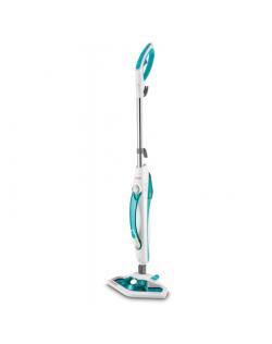Polti Steam mop PTEU0282 Vaporetto SV450_Double Handstick 2in1, 1500 W, 7.5 m, White