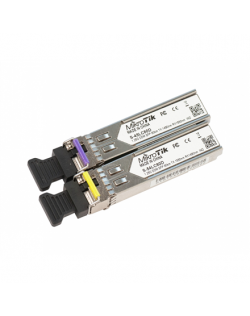 MikroTik Pair of imodules for 80km links, includes one S-45LC80D and one S-54LC80D