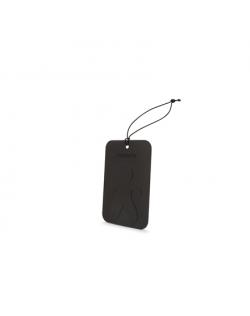 Mr&Mrs Cesare Scented card JCESTES003 Scent for Car, Cedar Wood, EVA, Black