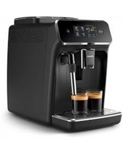 Philips Espresso Coffee maker EP2224/40 Pump pressure 15 bar, Built-in milk frother, Fully automatic, 1500 W, Black
