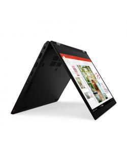 "Lenovo ThinkPad L13 Yoga Black, 13.3 "", IPS, Touchscreen, Full HD, 1920 x 1080, anti-reflection, Intel Core i5, i5-10210U, 8 GB,"