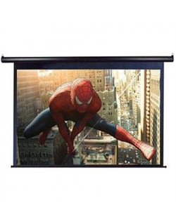 "Elite Screens Spectrum Series Electric84H Diagonal 84 "", 16:9, Viewable screen width (W) 186 cm, Black"