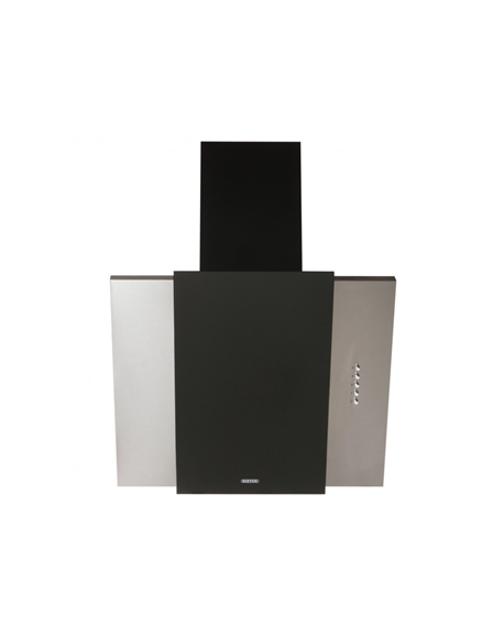 Eleyus Hood VST L 15 200 60 IS+BL Wall mounted, Energy efficiency class B, Width 60 cm, 725 m³/h, Mechanical control, LED, Inox/