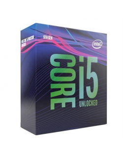 Intel i5-9600KF, 3.7 GHz, LGA1151, Processor threads 6, Packing Retail, Processor cores 6, Component for PC