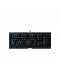 Razer Cynosa Lite Gaming keyboard, RGB LED light, US, Wired, Black