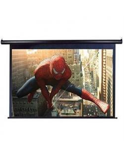 "Elite Screens Spectrum Series Electric100H Diagonal 100 "", 16:9, Viewable screen width (W) 221 cm, Black"