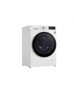 LG Washing machine F4DN409N0 A, Front loading, Washing capacity 9 kg, 1400 RPM, Depth 56 cm, Width 60 cm, Display, LED touch scr