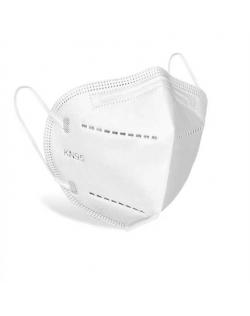 InnJoo Respirator Face Mask N95 KN95/5pcs White