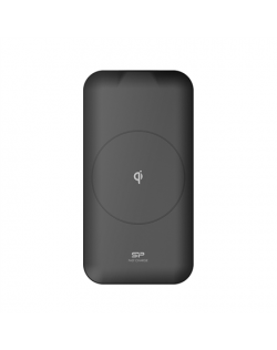 Silicon Power Wireless Phone Charger Io QI210 Black