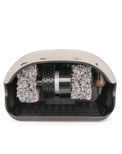 Caso Shoe polishing machine including shoe cream dispenser ShoeShine 100 M 120 W, Electric, Champagne