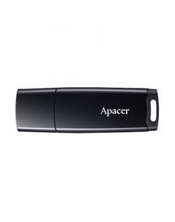 Apacer Streamline Flash Drive AH336 16 GB, USB 2.0, Black