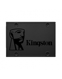 """Kingston A400 240 GB, SSD form factor 2.5"""", SSD interface SATA, Write speed 350 MB/s, Read speed 500 MB/s"""