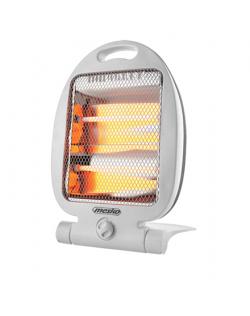 Mesko Heater MS 7710 Halogen Heater, 800 W, Number of power levels 2, White