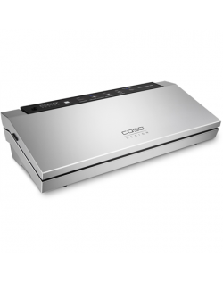 Caso Bar Vacuum sealer GourmetVAC 280 Power 130 W, Silver