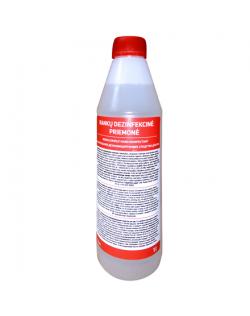 AQM Hand Sanitizer, Biocidic, Alcohol Free, 1L