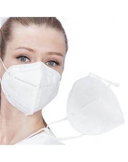 InnJoo Respirator Face Mask Kewei KN95/FFP2 5pcs White