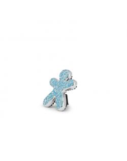 Mr&Mrs Niki Fashion Car air freshener JNIKIFASBX008 Scent for Car, Portofino, Glitter turquoise
