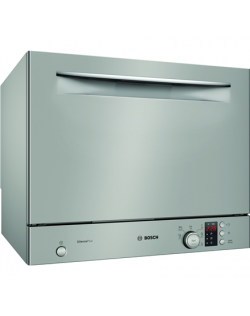 Bosch Dishwasher SKS62E38EU Free standing, Width 55 cm, Number of place settings 6, Number of programs 6, F, Display, AquaStop f