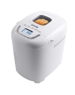 Gorenje Bread maker BM910WII Power 550 W, Number of programs 15, Display LCD, White