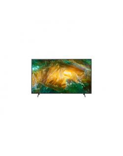 "Sony KD-65XH8096 65"" (165 cm), Smart TV, Android, 4K UHD, 3840 x 2160, Wi-Fi, DVB-T/T2/S2/S/C, Black"