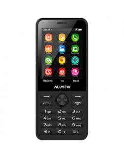 "Allview M11 Luna Black, 2.8 "", QVGA, 240 x 320 pixels, Dual SIM, Bluetooth, 2.0, Built-in camera, Main camera 2 MP"