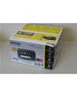 SALE OUT. Epson L4160 Wi-Fi Duplex All-in-One Ink Tank Printer Epson All-in-One Ink Tank Printer L4160 Colour, Inkjet, Cartridge