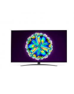 "LG 55NANO863NA 55"" (139 cm), Smart TV, WebOS, 4K UHD Nanocell, 3840 x 2160, Wi-Fi, DVB-T/T2/C/S/S2, Black"