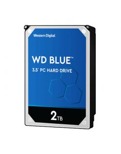 Western Digital Blue WD20EZAZ 5400 RPM, 2000 GB