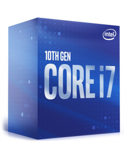 Intel i7-10700K, 3.8 GHz, LGA1200, Processor threads 16, Packing Retail, Processor cores 8, Component for Desktop