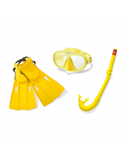Intex Master Class Swim Set 55655 Yellow
